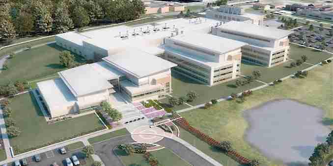 Enormt nyt bioforsvars-laboratorium er blevet dedikeret i Fort Detrick
