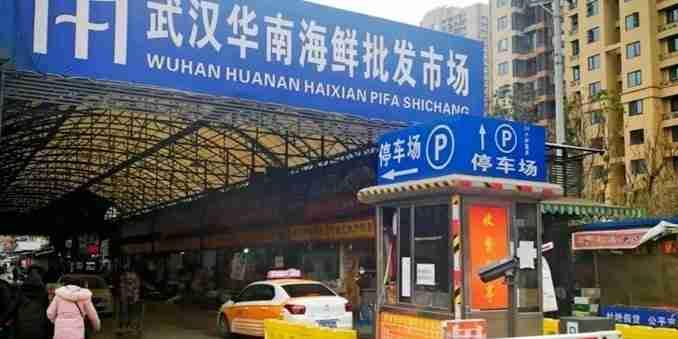 Tidligste laboratorie bekræftede tilfælde i Wuhan af CoVid-19 var en mand, hvis symptomer begyndte 1. Dec, 2019
