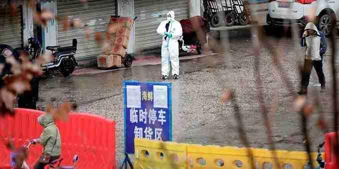 Wuhan marked for fisk og skaldyr er muligvis ikke kilden til global virusspredning